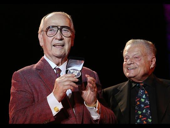 Jim Houston, Philanthropist Who Helped Coachella Valley Through Troubled Times, Dies At 84
