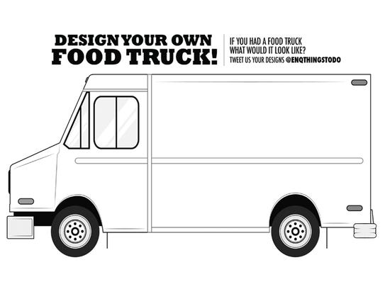 food truck template pictures to pin on pinterest pinsdaddy