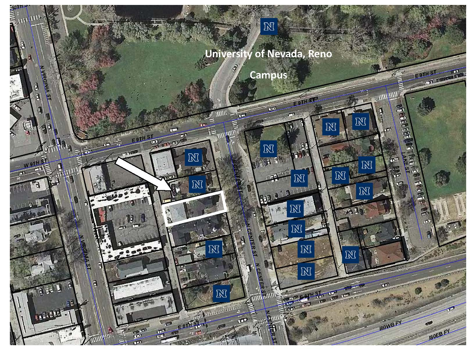 UNR moves forward on 2 more properties in Gateway District