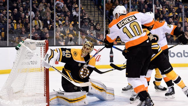Brayden Schenn and the Flyers need to kick it into whatever comes after high gear following a brutal loss Thursday.