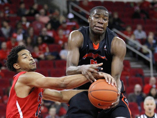 NCAA Basketball: Pacific at Fresno State