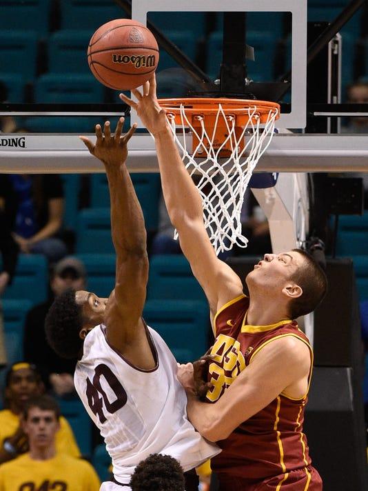 NCAA Basketball: Pac-12 Conference Tournament-Arizona State vs Southern California