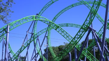 10 Midwest roller coasters you should ride this summer