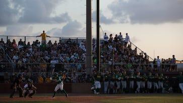 Baseball playoff game helps begin healing process after Santa Fe High School shooting