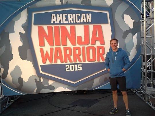 "Noblesville resident Dean Mosier, who trained to be a Navy SEAL, will compete on ""American Ninja Warrior."""