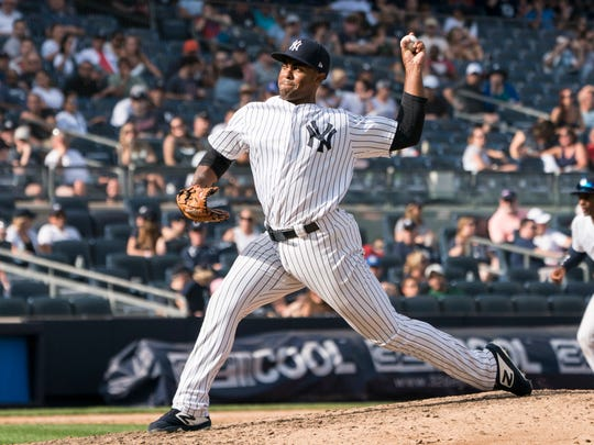 Stephen Tarpley (went to Gilbert High, Scottsdale Community College) | Current team: Yankees | MLB debut: Sept. 2, 2018 | Position: Pitcher