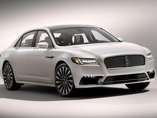 review lincoln continental inches toward modern luxury. Black Bedroom Furniture Sets. Home Design Ideas