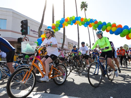 Tour De Palm Springs Road Closures: Here's What's Shut Down This Weekend