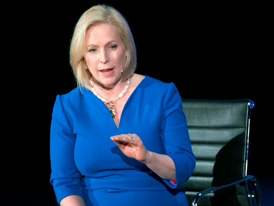 Kirsten Gillibrand file photo