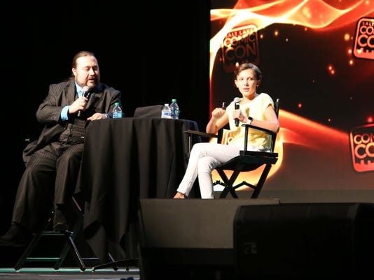 Millie Bobby Brown SLCC panel.JPG