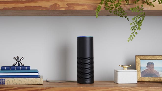 Amazon Echo users are reporting Alexa sometimes breaks into unprompted laughter.