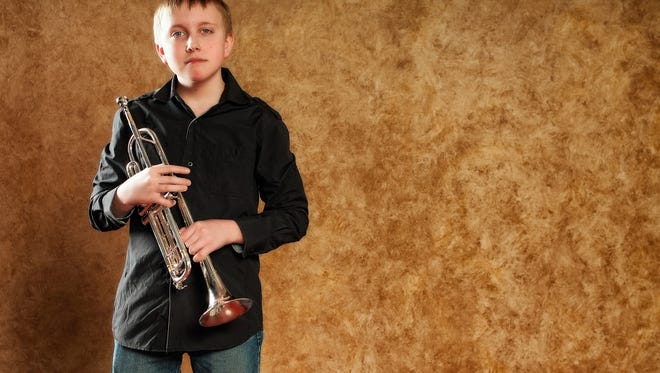 Geoff Gallante is a 15-year-old trumpet prodigy who will perform Sunday in Richmond.