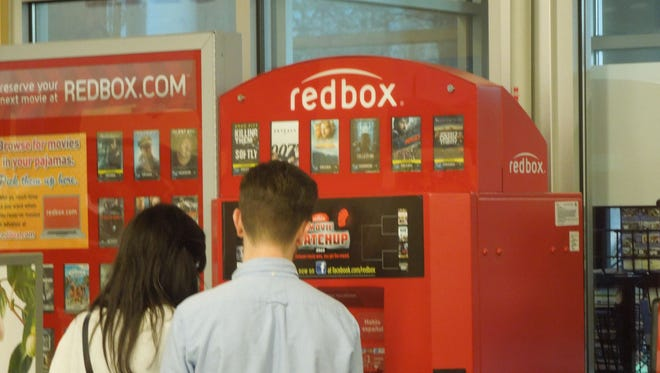 RedBox discount for Insiders