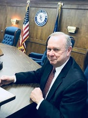Spring Garden Township Manager Greg Maust is retiring
