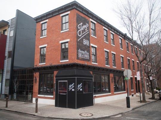 Jerry's Bar in Northern Liberties is a bit of a well-kept secret.