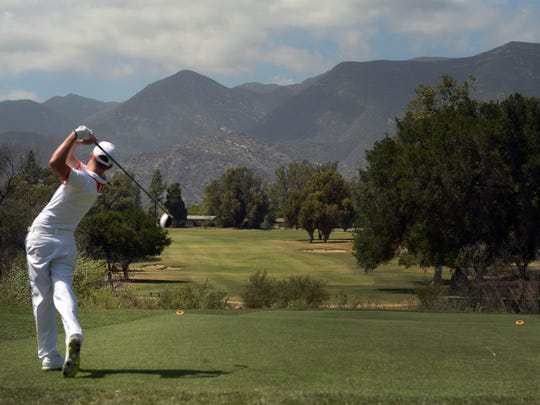 File photo of Soule Park Golf Course in Ojai.