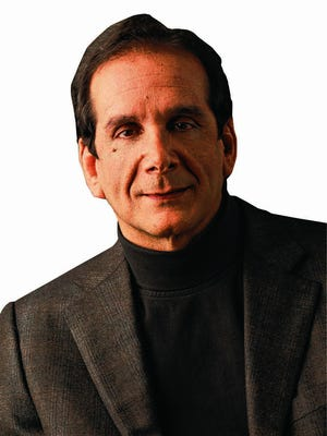 Charles Krauthammer is a weekly columnist for The Post, writing on issues including terrorism, bioethics, foreign policy, and electoral politics.