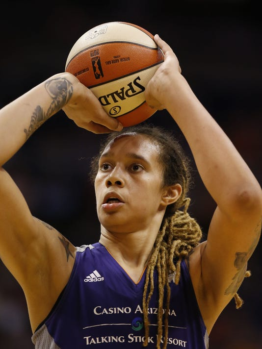2016 Seattle Storm vs Phoenix Mercury