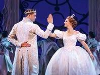 Cinderella!  Broadway Series at Hammons Hall