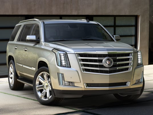 Suvs Power Gm Ford Chrysler Sales Jumps