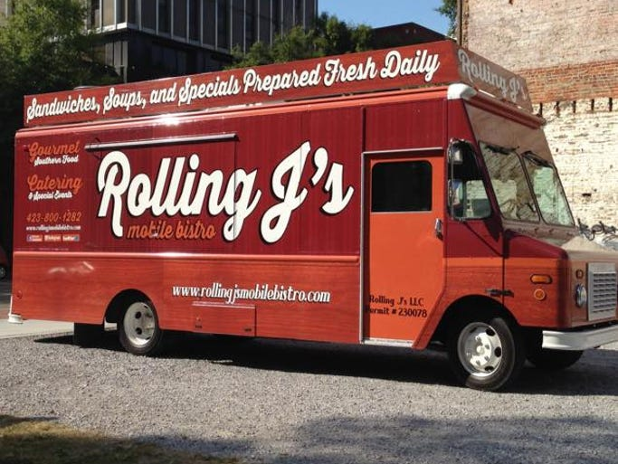 Food Trucks In Chattanooga