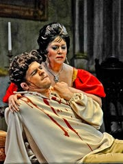 New Jersey Association of Verismo Opera presents Giacomo Puccini's Tosca on October 15, 2017