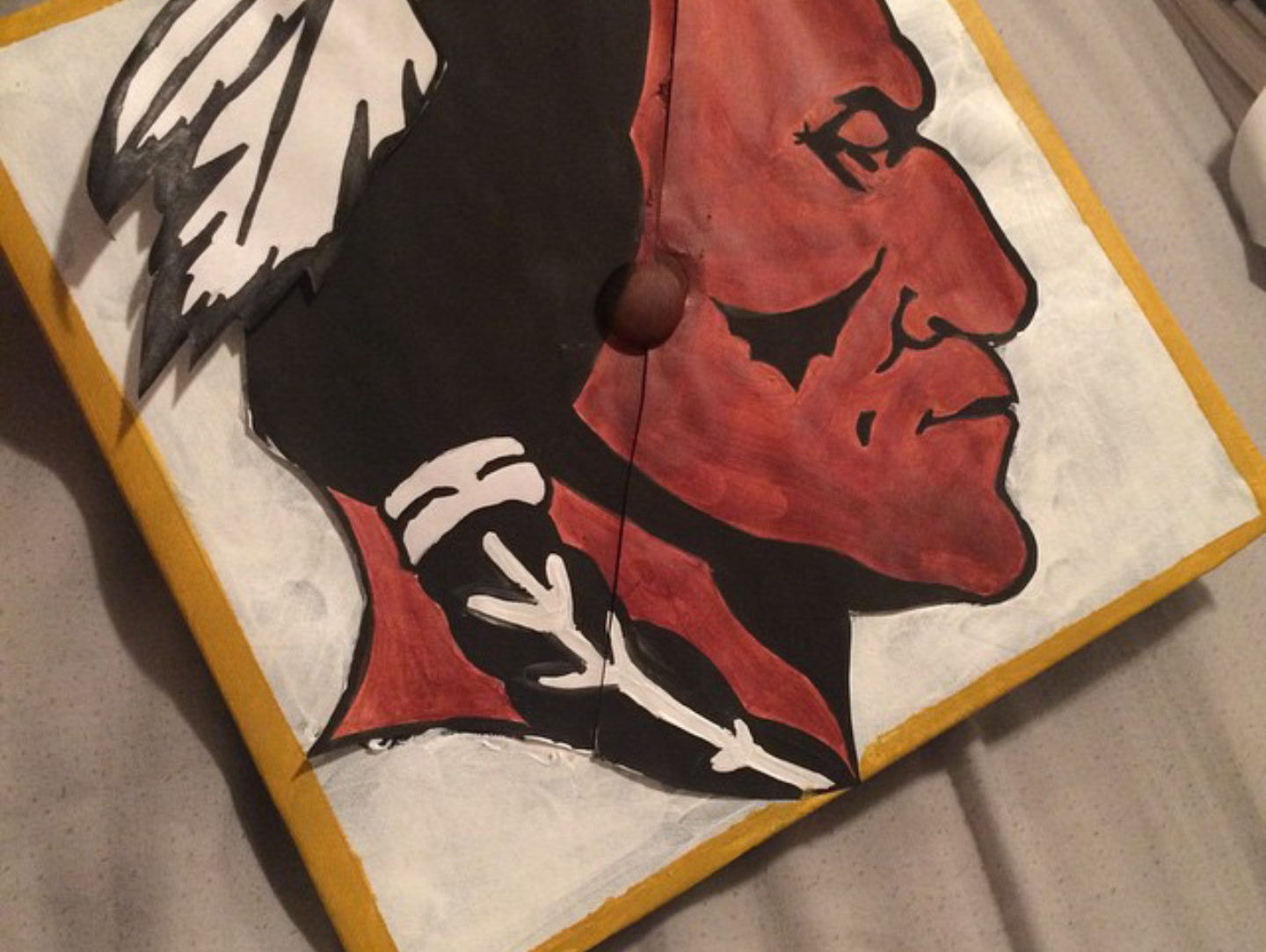 Preston Smith added a special twist to his cap and gown | USA TODAY ...