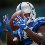 Camp observations: Phillip Dorsett is back, and has work to do