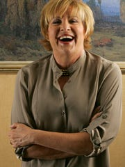 Tuesday: Lorna Luft performing at the McCallum Theatre