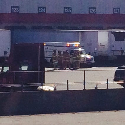 Fatal accident at SuperValu Warehouse in Hopkins.