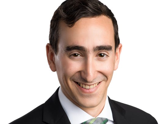 Avraham Sharaby hopes to modernize Lakewood Township.