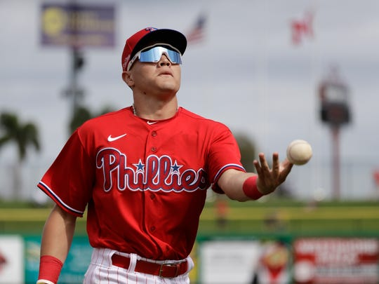 If plans being discussed by Major League Baseball officials come true, the Phillies could be playing all of their home games this season in front of no fans at their spring-training site in Clearwater, Florida.