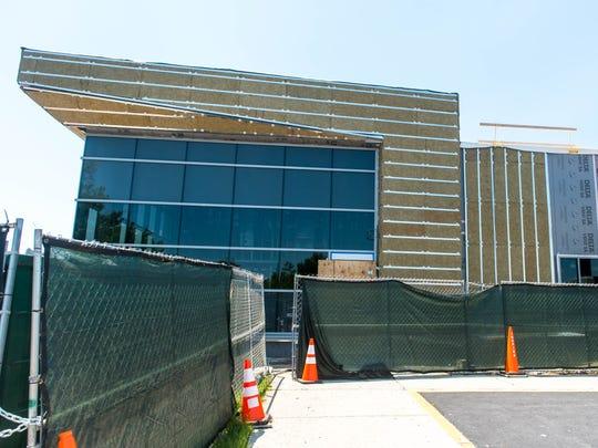 Construction is underway for Inspira's new Senior Emergency