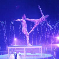Dive into Cirque Italia this weekend