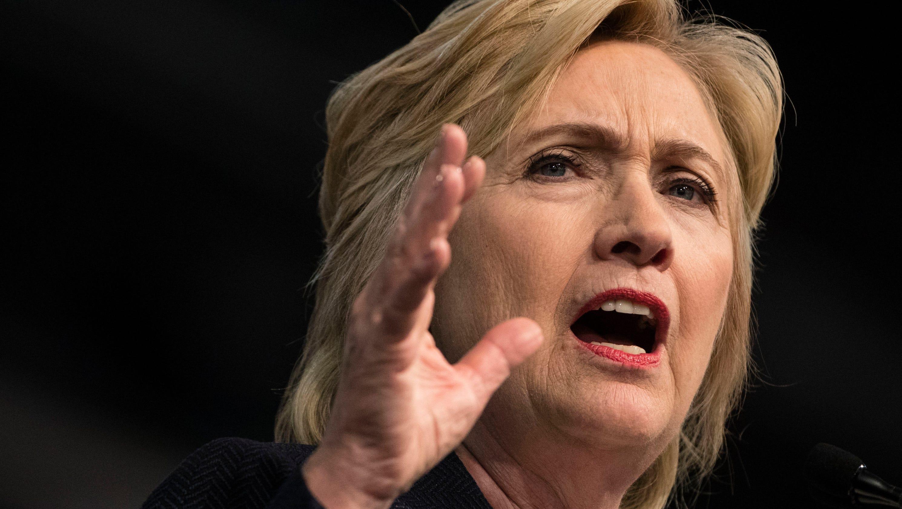 Hillary clinton 2016 democratic national convention philadelphia