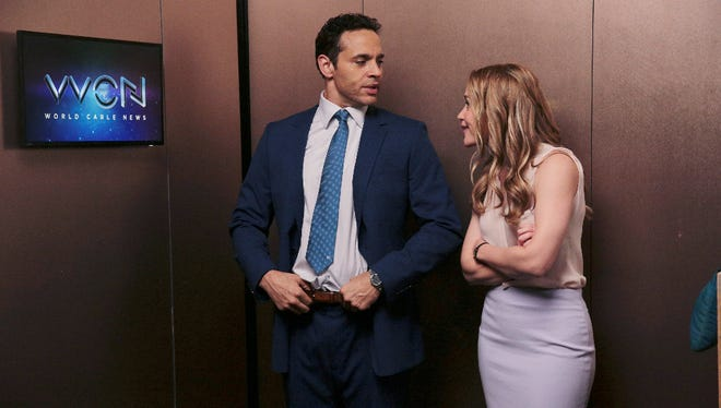 ABC's 'Notorious' is the subject of negative chatter among viewers, reflected in poor ratings for the Thursday drama.