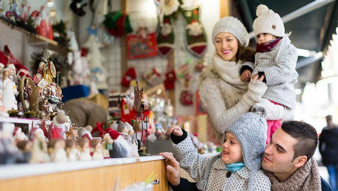 Fairview families will enjoy shopping the 45-plus vendor booths at the Holiday Bazaar this Saturday at Fairview Middle School.
