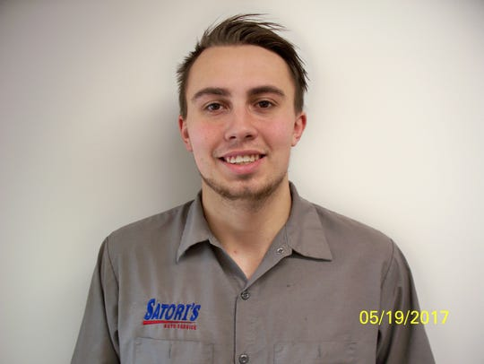 Devon Litel, an employee of Satori's Auto Service and