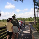 Trail Stewards can set their own schedule and will be provided with the necessary training.