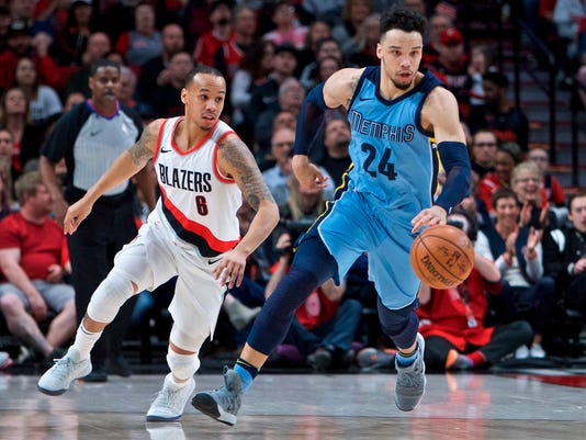 Dillon Brooks, Shabazz Napier