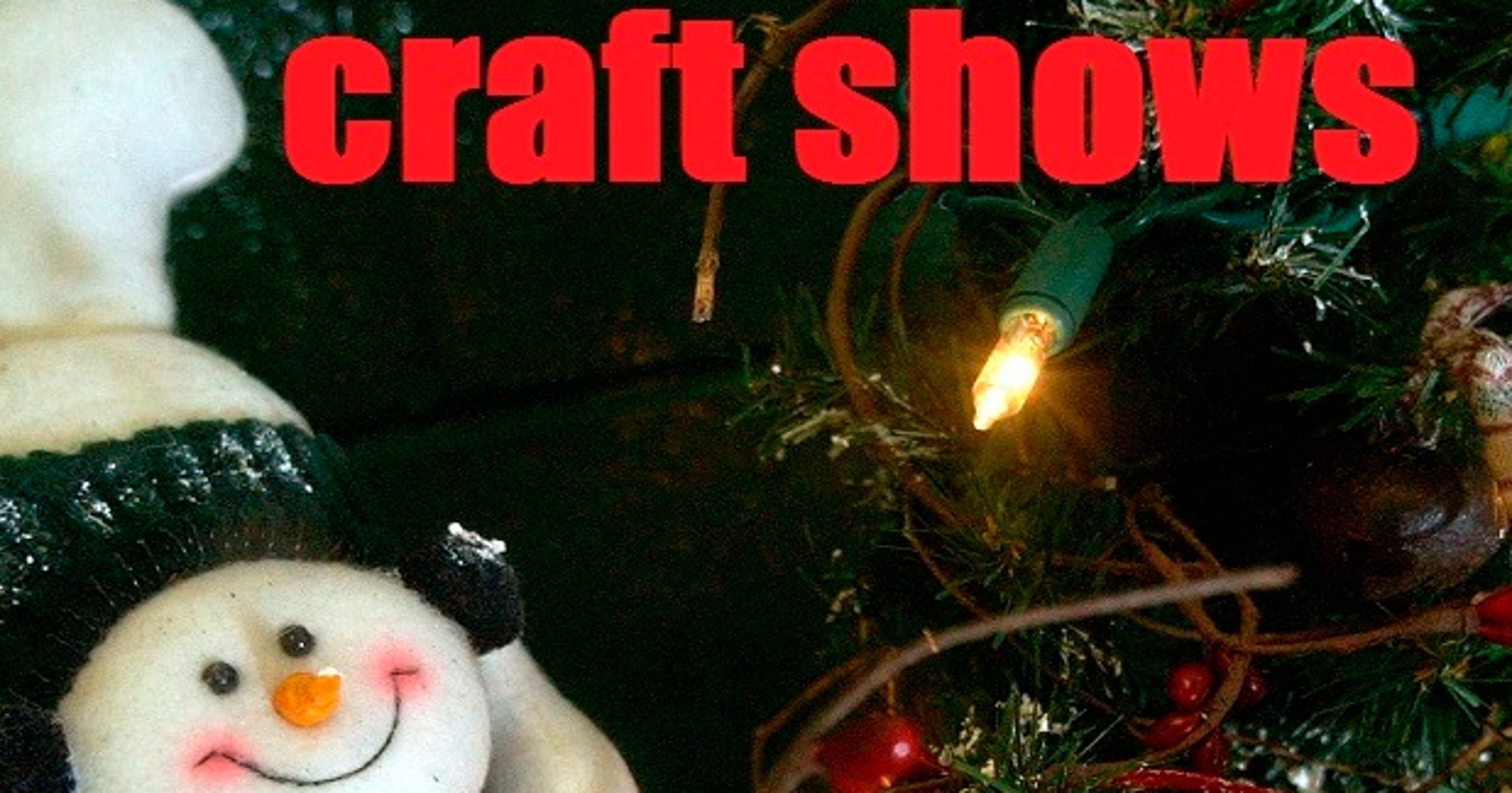 2018 winter craft shows