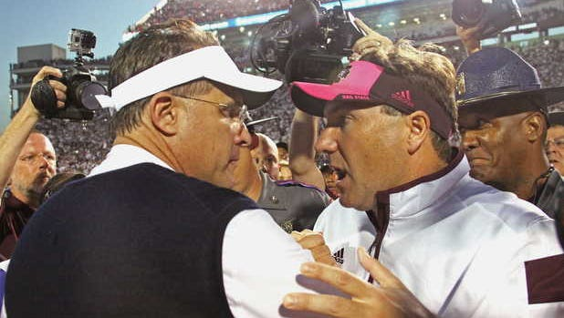 Auburn will look to rebound after last week's 38-23 loss at Mississippi State.