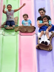 Fall Fun Fest is this weekend outside the Port St. Lucie Civic Center.