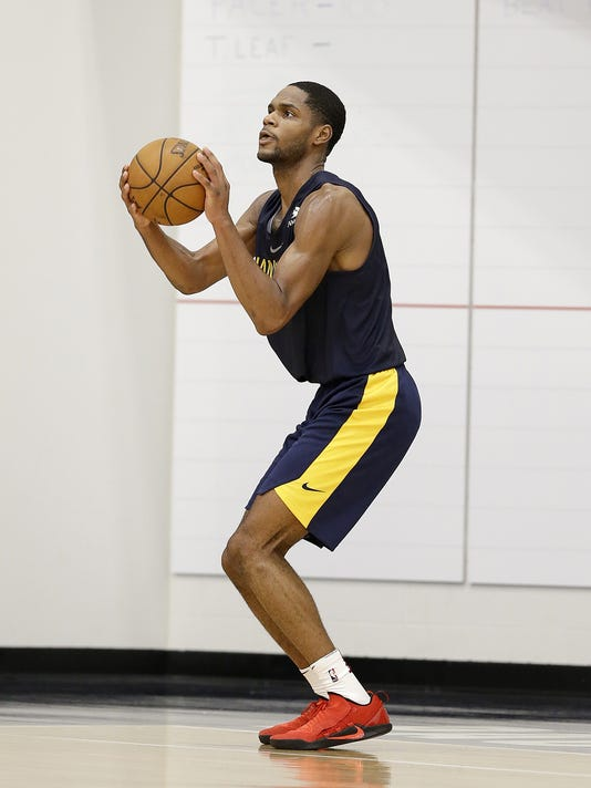Indiana Pacers pre-draft workout
