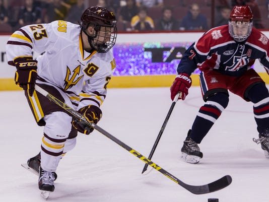 ASU vs. UofA hockey