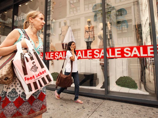 AP RETAIL SALES F USA NY