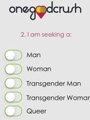 OneGoodCrush offers a wider range of options for your
