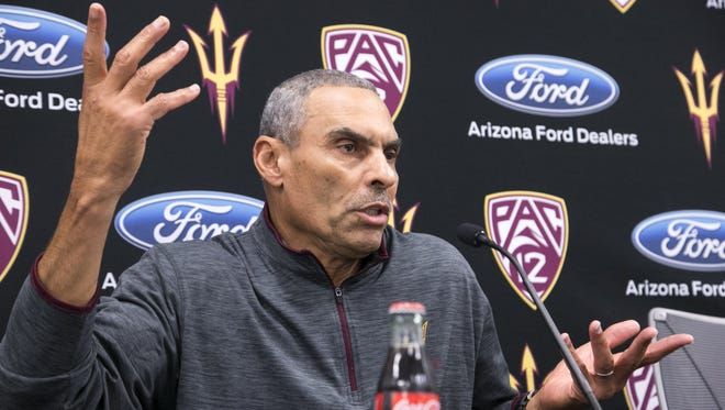 herm Edwards' ASU football team is a huge long shot in early 2018-19 college football odds.
