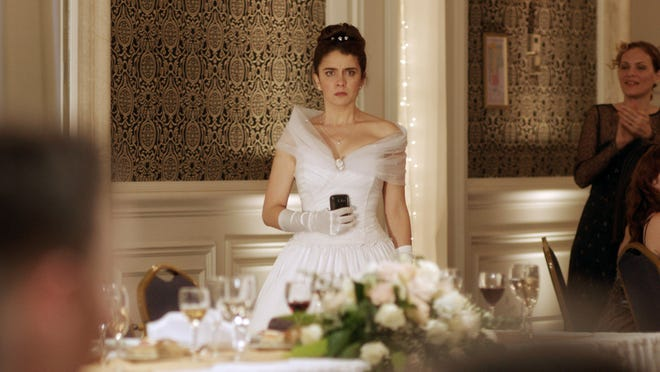 """Erica Rivas stars as Romina in the segment """"Till Death Do Us Part,"""" one of six stories that make up the Oscar Nominated """"Wild Tales."""""""