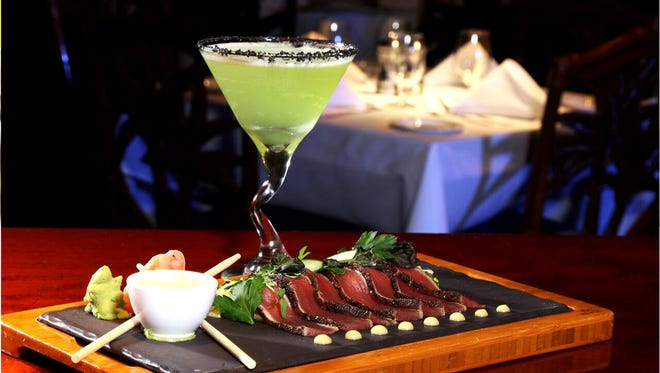 The Yabba Island Grill steakhouse at 711 Fifth Ave. S. in Naples has a new, extended happy hour with 50 percent off all appetizers and sushi, and happy hour drink specials now lasting all night long at the bar.